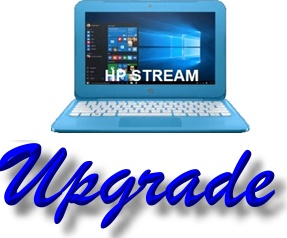 Upgrade Newport HP Stream Laptop Storage