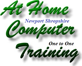 Newport Shropshire One to One In-Home Personal Computer Tuition