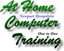 Newport Shrops Home Computer Lessons and Training