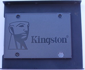 Newport Shropshire PC Kingston Solid State Drive Installation