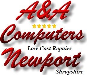 Fast Computer Repair and Upgrades Newport Shropshire