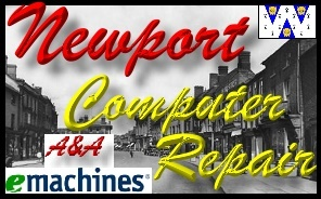 eMachines Newport Shrops Laptop Repair eMachines Newport PC Repair