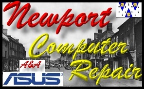 Asus Bridgnorth Fast Laptop Repair- Asus Shropshire PC Repair