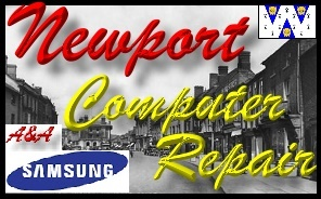 Samsung Laptop Repair - Samsung Newport Laptop fix