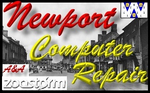 Zoostorm Newport Shrops Laptop Repair - Zoostorm Newport Shropshire PC Repair