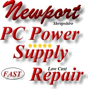 Newport Shrops PC Power Supply Repair